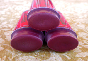 Draped in Velvet Lip Color - Vegan Tinted Lip Balm - Opulent Deep Berry