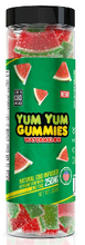 Load image into Gallery viewer, CBD Yum Yum Gummies - Watermelons (250mg-1500mg)