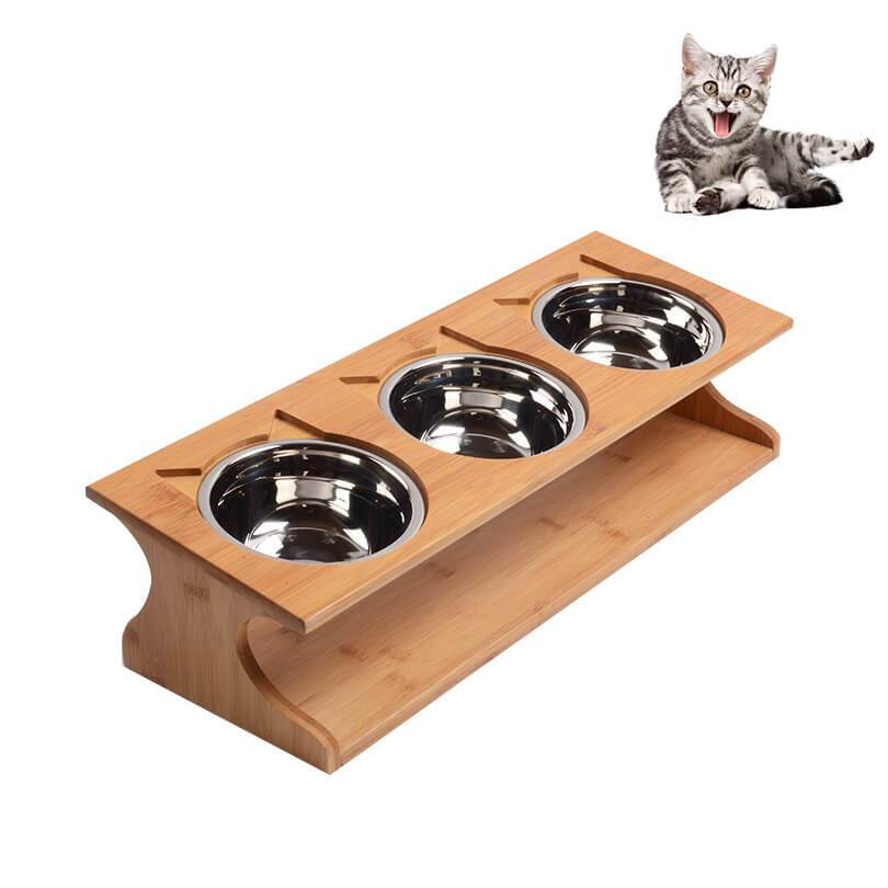 Are You Looking For Pet Bowl Stainless Steel Cat Dish Dog Feeder
