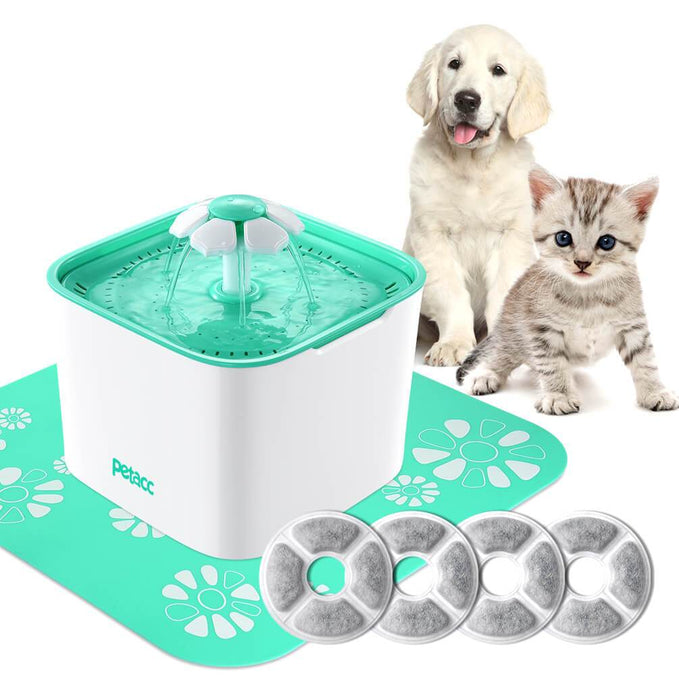 Pet Fountain Cat Dog Water Dispenser Customer Q & A