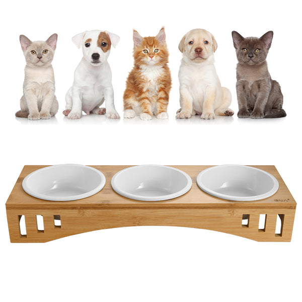 Petacc Elevated Pet Bowl
