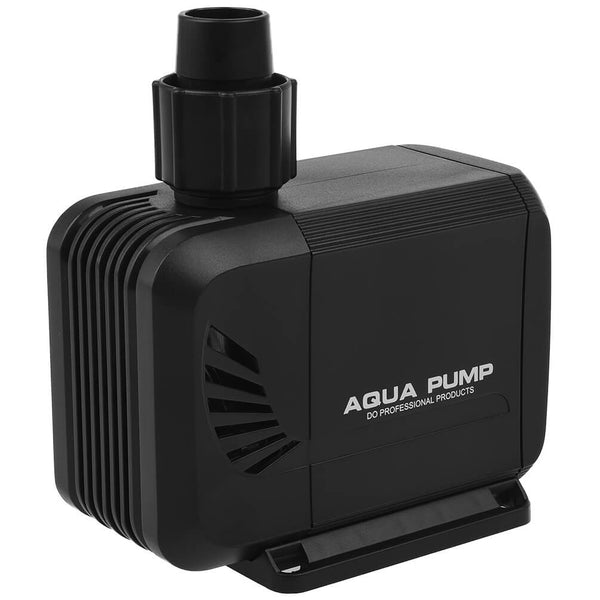 Petacc Submersible Water Pump Quiet Aquarium Pump Energy-efficient Fish Tank Pump, CCC, FCC, CE and ROHS Certificate, IP68 Waterproof, Ideal for Pond, Aquarium and Fountain, Black - Petacc