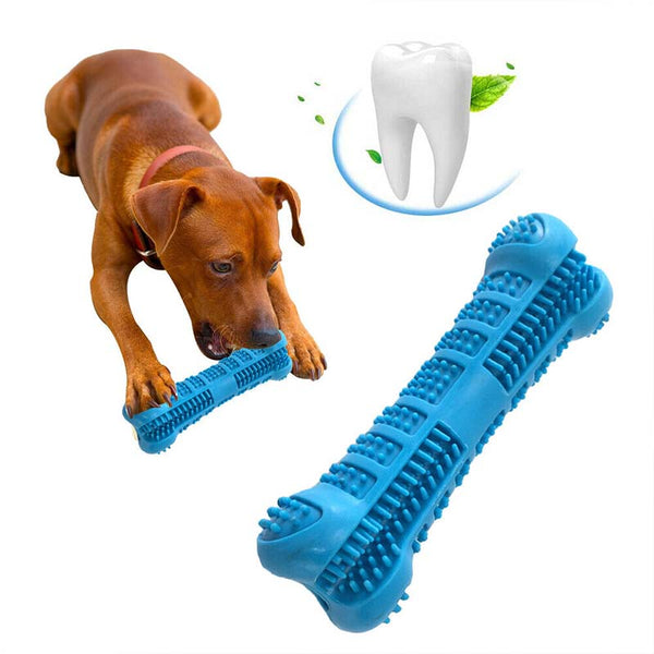 Petacc Dog Toothbrush Molar Rod Dog Chewing Toy Teeth Cleaning Toy - Petacc