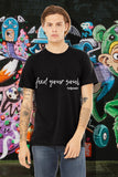 Unisex Short Sleeve USA Made Tee - Feed Your Soul