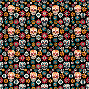 Sugar Skulls Kydex Option