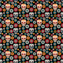 Load image into Gallery viewer, Sugar Skulls Kydex Option