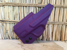 Load image into Gallery viewer, Purple IWB Holster