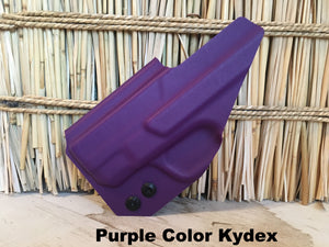 Purple IWB Holster