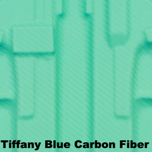 Tiffany Blue Carbon Fiber Kydex Option