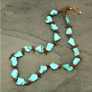 Western Stone Necklace