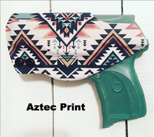 Load image into Gallery viewer, Ruger LC9 IWB holster with Aztec Print