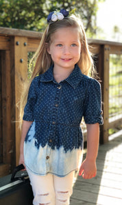 Denim Shirt - 5T