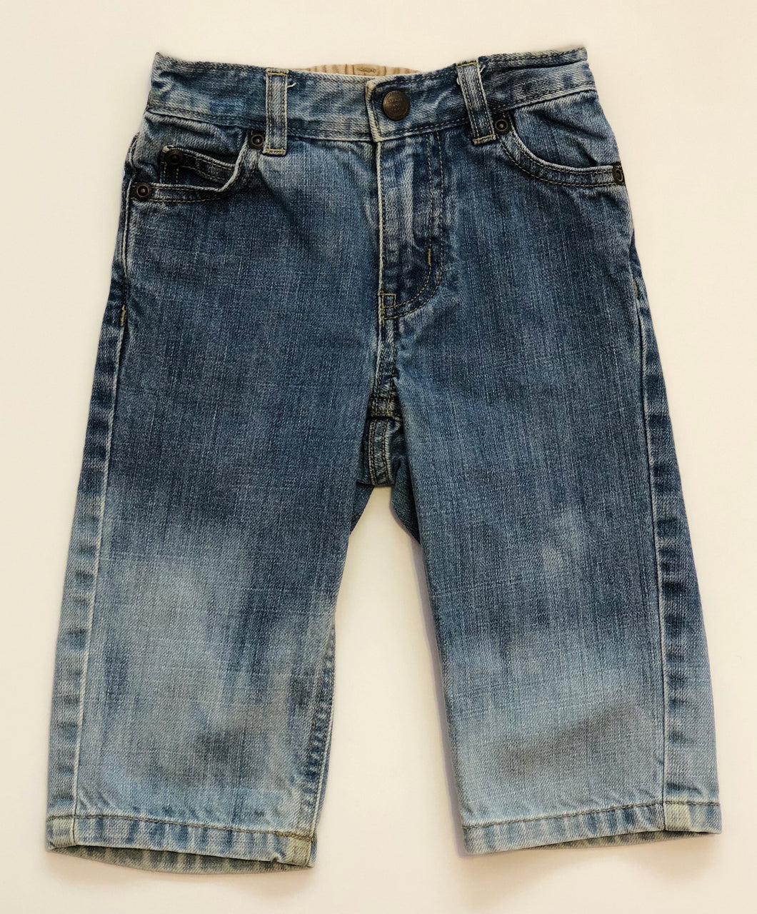 Denim Pants - 12 to 18m
