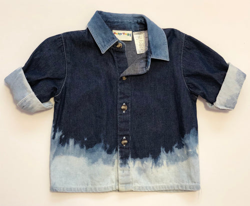 Denim Shirt - 3 to 6m