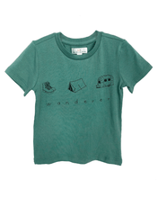 Load image into Gallery viewer, Wanderer Tee - Green