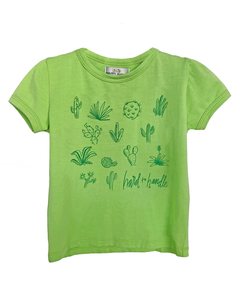 Hard to Handle Cactus Tee