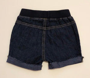 Denim Shorts - 2T