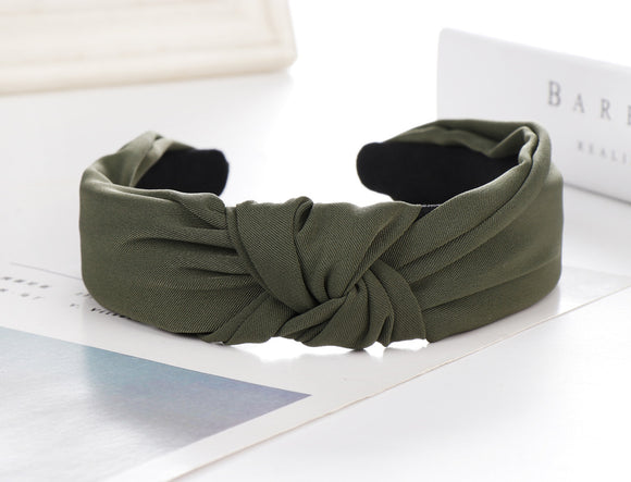 Cloth Knotted Headband