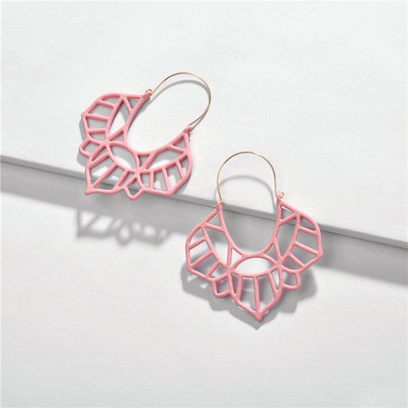 Zoe Flower Earring