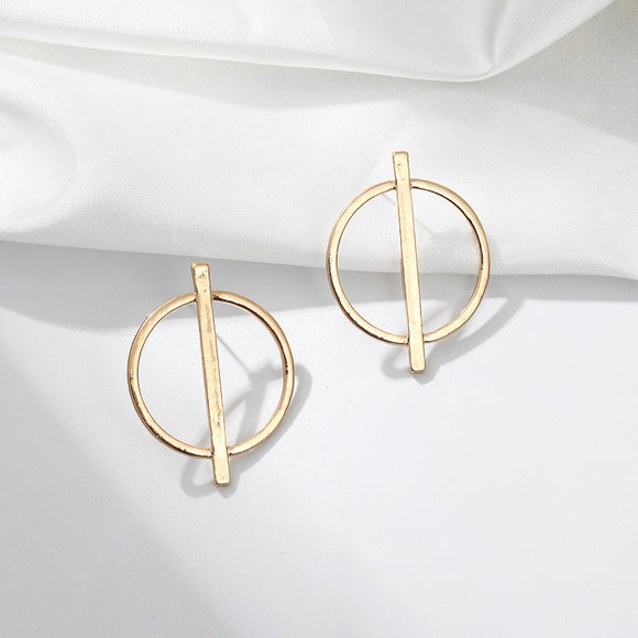 Catalina Gold Earring