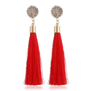 Tiffany Tassel Earring