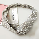 Chelsea Chevron Headband