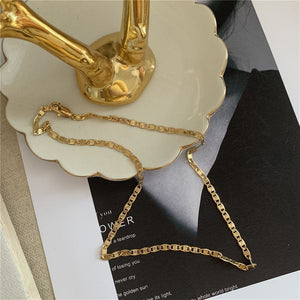 Medium Gold Chain Necklace