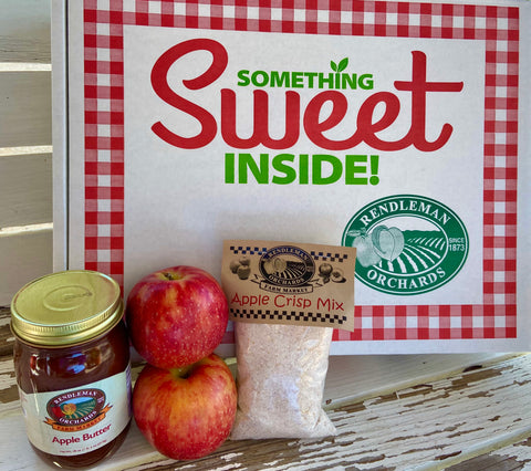 Jonagold Apples & Best Sellers Gift Box!