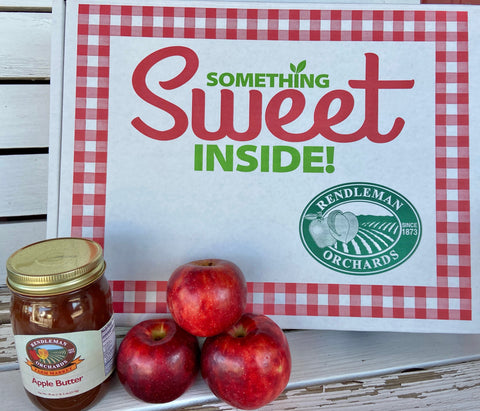 Morning Time Favorite - Jonathan Apple Gift Box!
