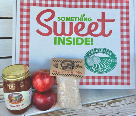 Jonathan Apples & Best Sellers Gift Box!