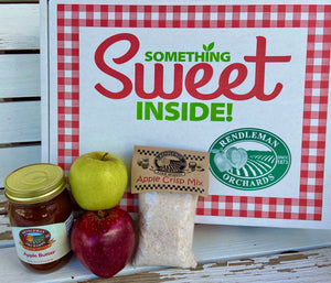 Red Delicious and Golden Delicious Apples & Best Sellers Gift Box!