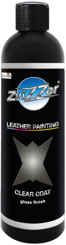 Zvizzer Leather Painting – Clear Coat, Gloss