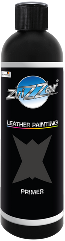 Zvizzer Leather Painting – Primer