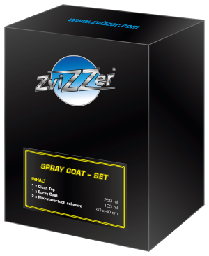 Zvizzer Spray Coat Set
