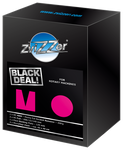 "Zvizzer Black Deal ""Heavy Cut"" for Rotary Machines"