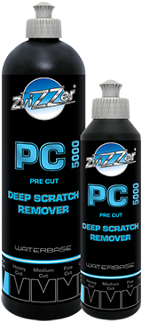 Zvizzer PC 5000 Pre-cut Deep Scratch Removal