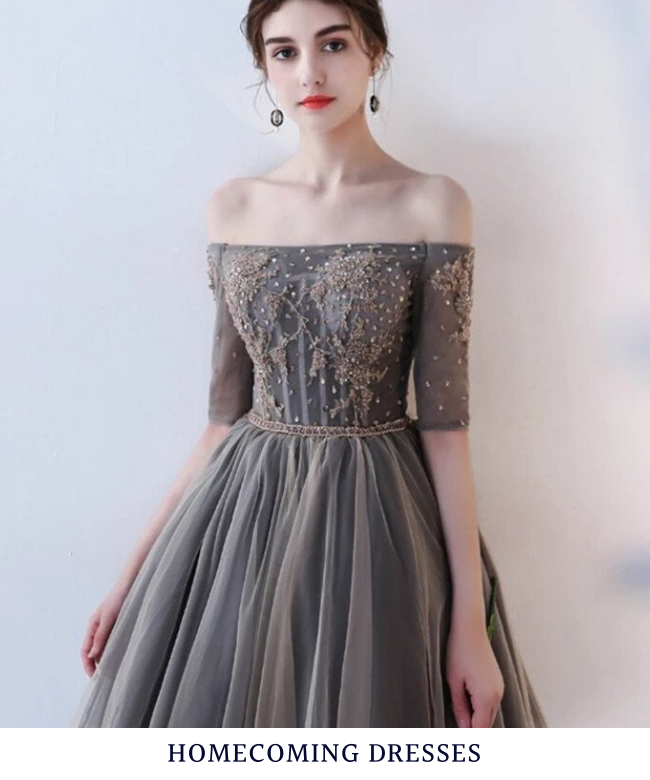 Jolilis.com has a range of high quality homecoming dresses and all of homecoming dresses are free to choose size and color.