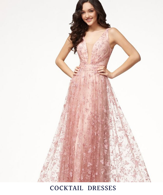 Jolilis.com has a range of high quality cocktail dresses and all of prom dresses are free to choose size and color.