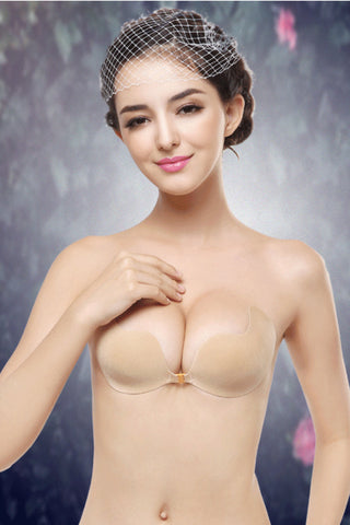 Attractive Stealth Bras Silicone Bras JS0033