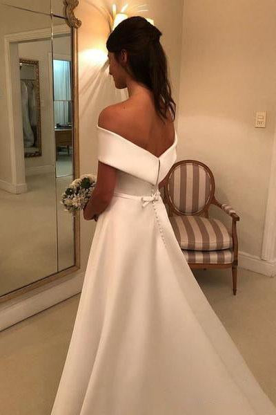 long wedding dresses uk online