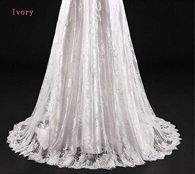 wedding gowns long