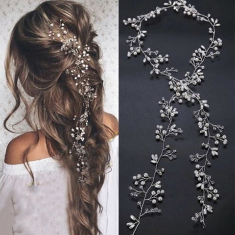 Bridal hair accessories hairpieces tiara lady wedding headpiece tiara beads
