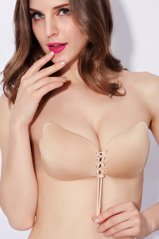 Fashion Stealth Bras Silicone Bras JS0032
