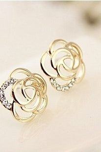 Rose Earring JS0025