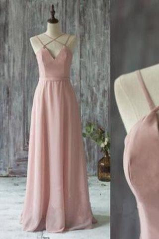 Charming Prom Dress Long Prom Dresses Sexy Backless Prom Dresses Chiffon Evening Dresses JS137