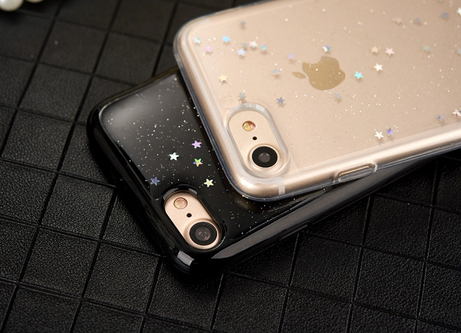 Star Speckled IPhone Case - Modern Charme.