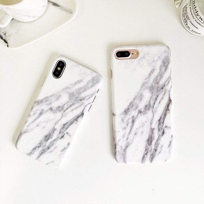 Polished Marble IPhone Case - Modern Charme.