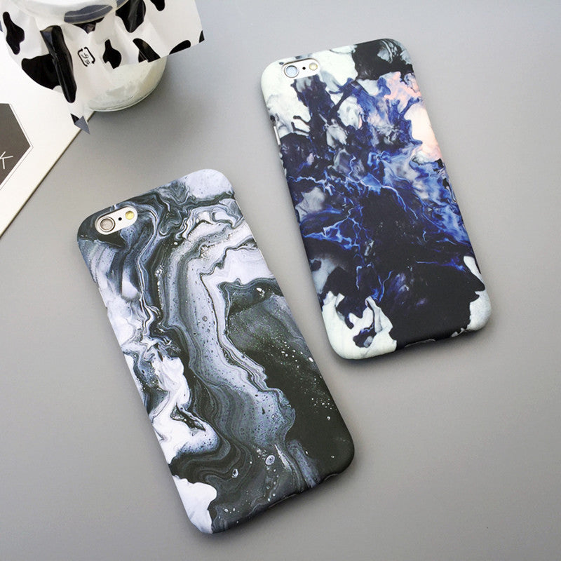 Artistic Flow IPhone Case - Modern Charme.