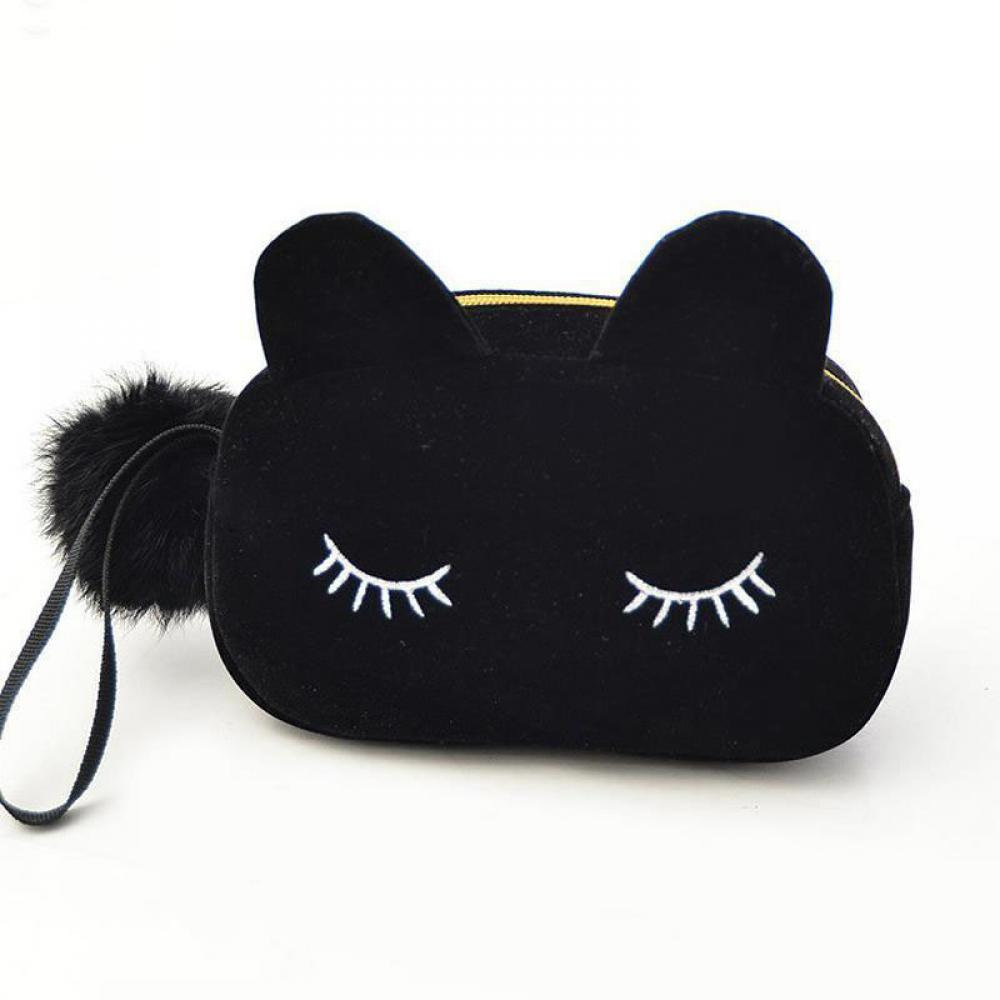 Travel Cat Makeup Case - Modern Charme.