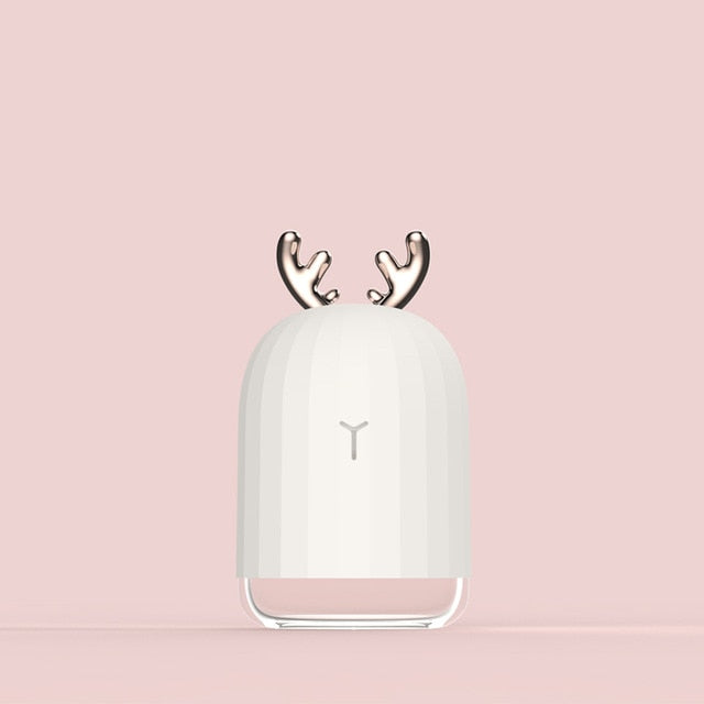 Ultrasonic Air Humidifier Essential Oil Diffuser - Modern Charme.